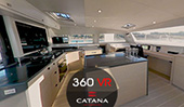 Luxury Sport Catana 62 Interior